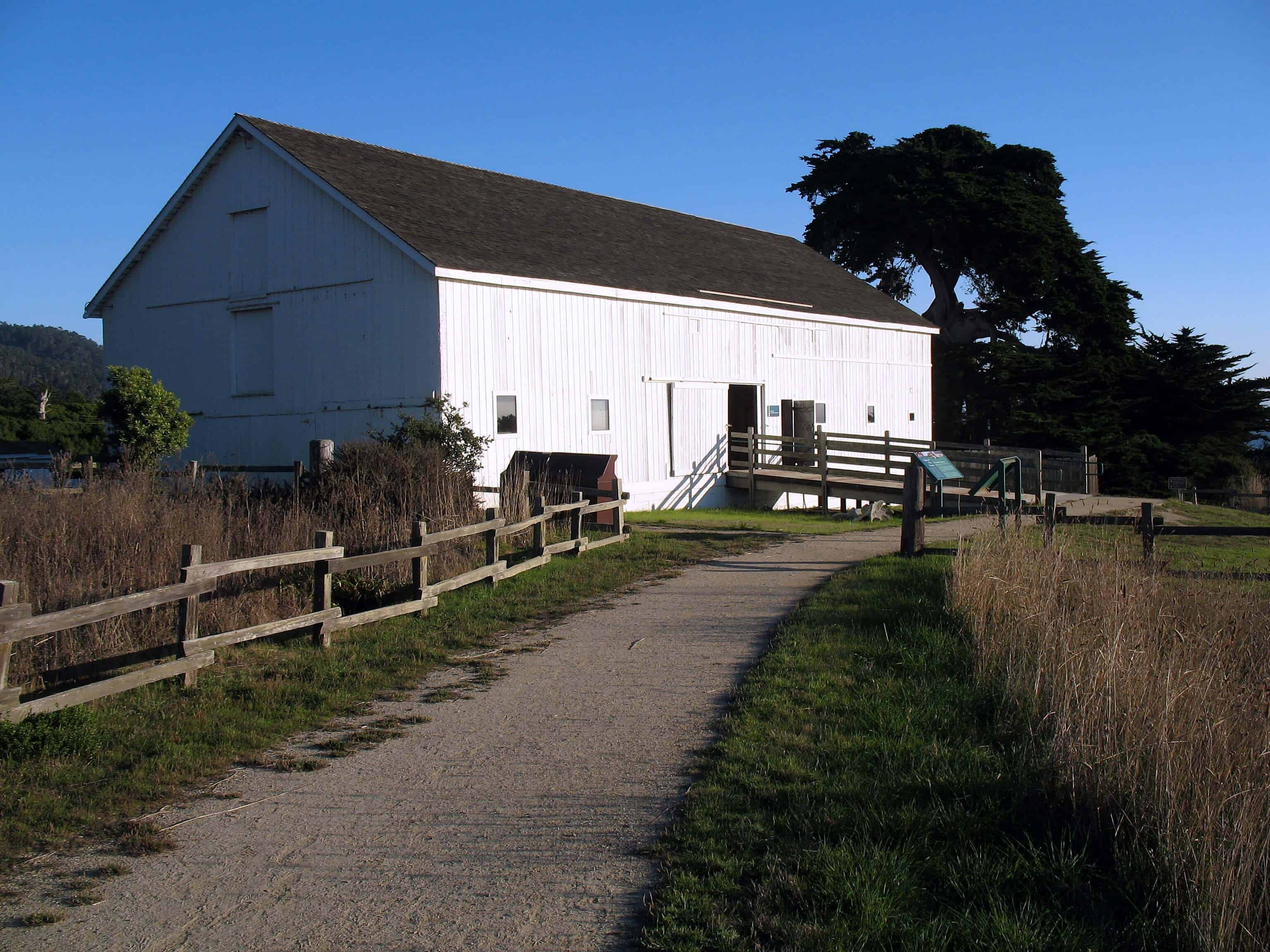 Dickerman Barn