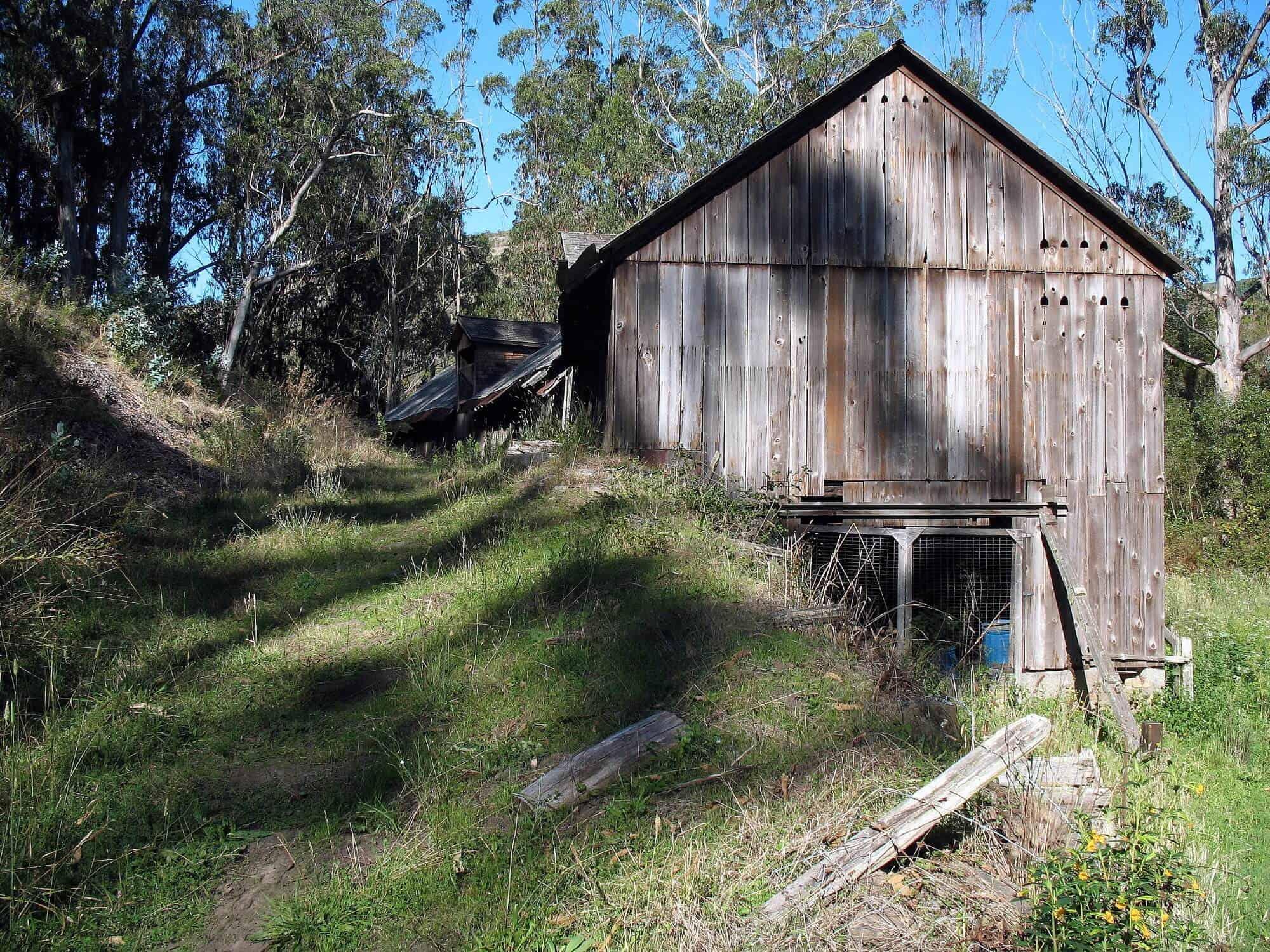Mills Dairy Barn at Burleigh Murray Ranch