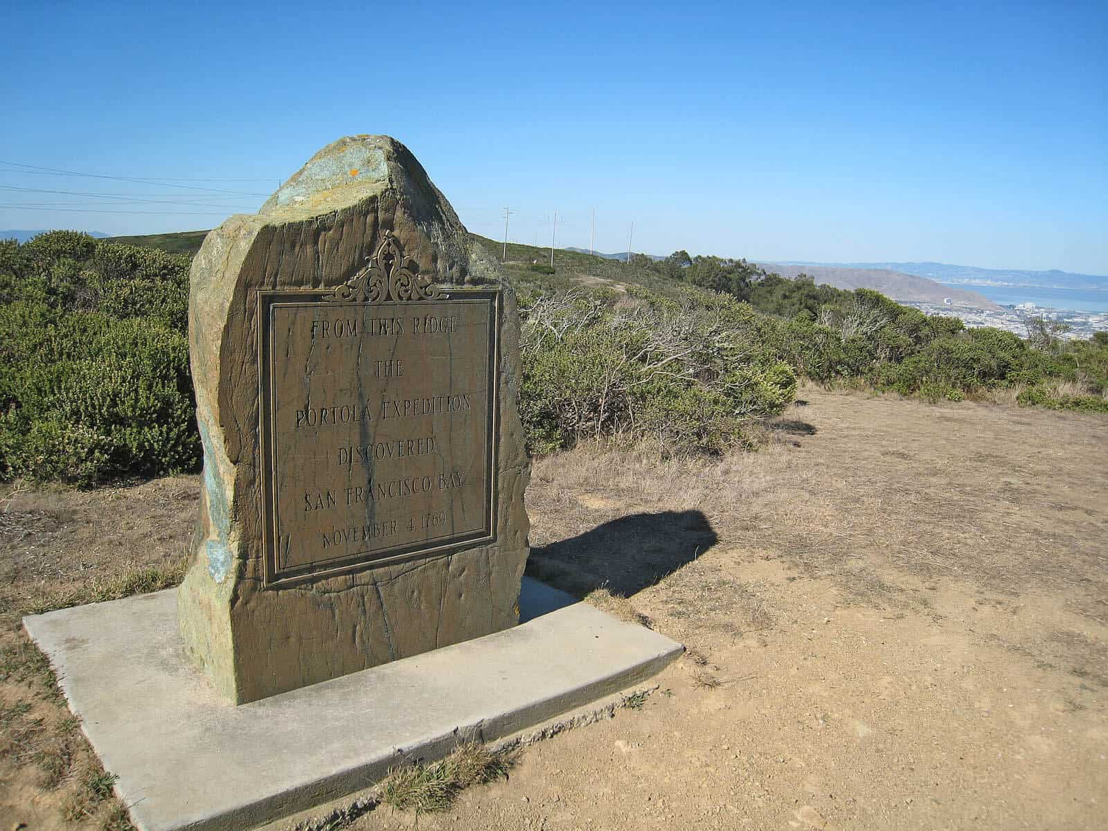 The San Francisco Bay Discovery Site on Sweeney Ridge
